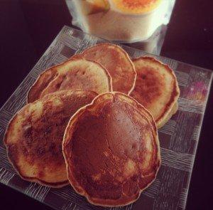 Pancakes healthy à la banane